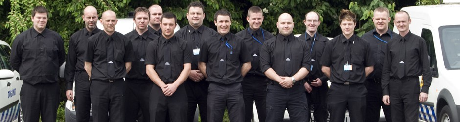 Security Guard service covering Warrington
